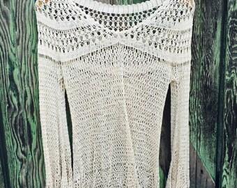 Crochet Gypsy Top