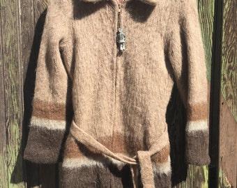 Pure Wool Tundra Sweater