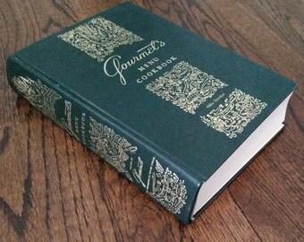 Gourmet's Menu Book