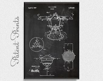 Coocker Patent Print, Kitchen Wall Decor, Kitchen Wall Art, Restaurant Decor, Dining Room Wall Decor, Lake House Decorations