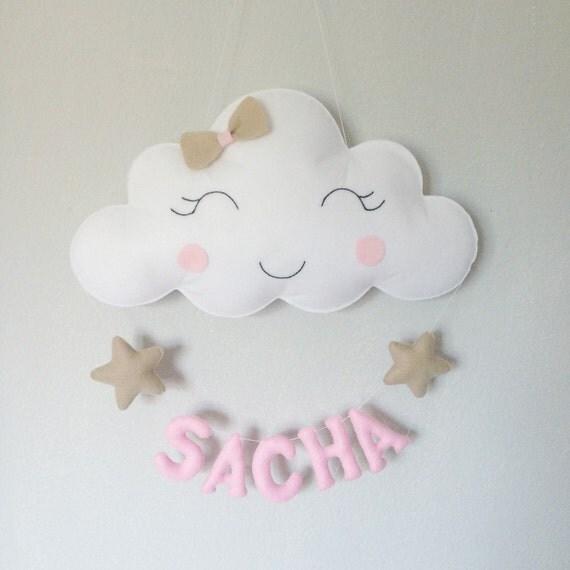 cloud garland. Black Bedroom Furniture Sets. Home Design Ideas