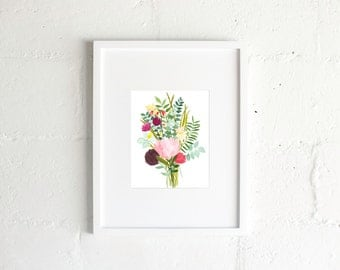 The Spring Bundle Print