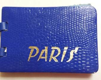 Vintage Paris Spiral Photo Album