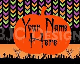 Halloween Banner, Facebook banner, Halloween Facebook banner, banners for facebook, banner, halloween, Pumpkin banner, facebook cover photo