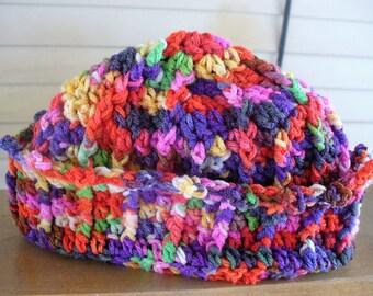 Multi Colored Child's Cap