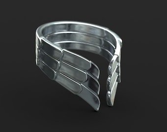 Silver Wing's Ring