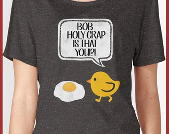 Funny Chicken Relaxed Fit T-Shirt