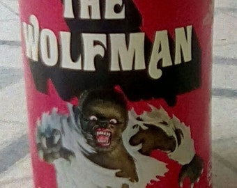 1974 Wolfman Jigsaw Puzzle