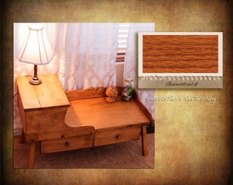 Vintage Cobblers Bench - LOCAL DELIVERY ONLY