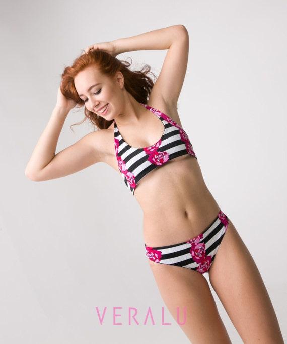 VERALU Rose reversible bikini set