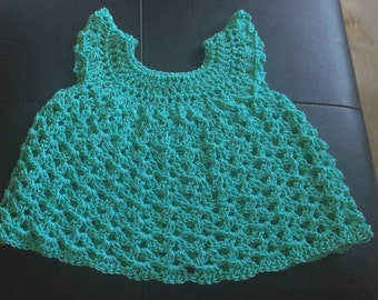 Newborn Crochet dress