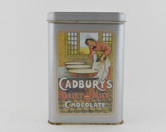 1970's Cadbury's York Peppermint Patties Tin