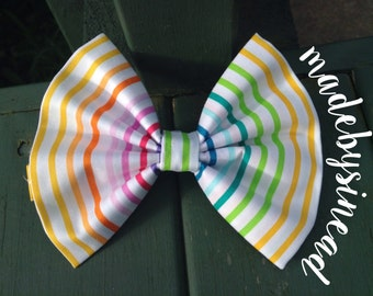 Rainbow Delight Bow