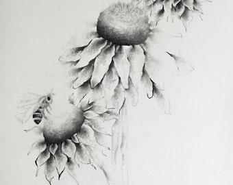 Bee-Utiful Flowers
