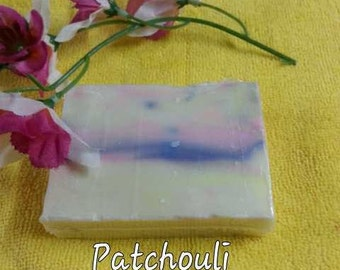 Patchouli SOAP + or - 135 grams