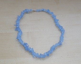 Necklace / Bracelet chalcedony