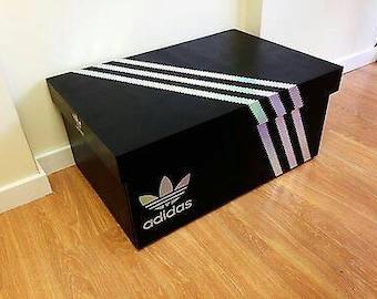 Custom giant Adidas shoe box