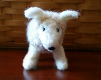 Felted Sheep in Wool's Clothing