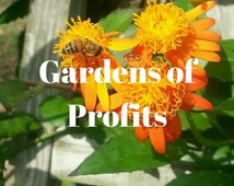 Gardens of Profits Volume 1: Gardening for Profit at Home eBook - earn money from home gardening easy fast