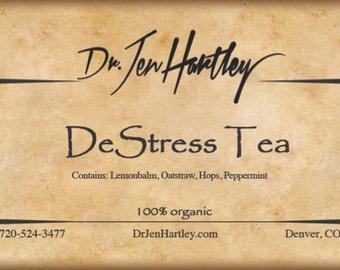 DeStress Tea