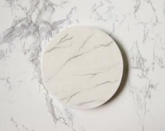 Marble Pattern Pocket Mirror -7