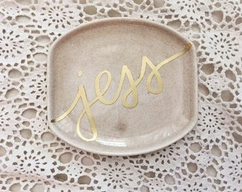 Custom Trinket Dish