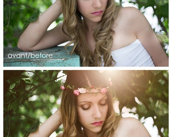 Photoshop collection Rapunzel - 3 action