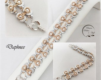KIT diy bracelet DAPHNEE