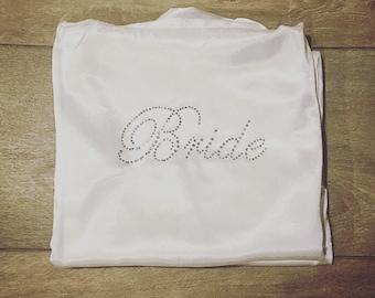 Rhinestone add on. Bride/ Bridesmaid/ Maid of Honour
