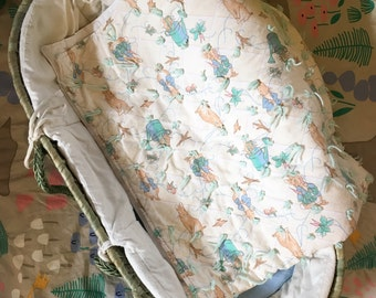 Peter Rabbit Blanket Etsy