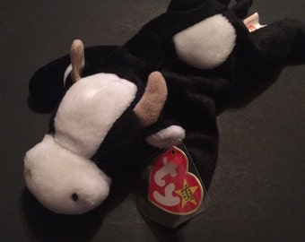 Ty Beanie Baby Daisy With 3 Errors