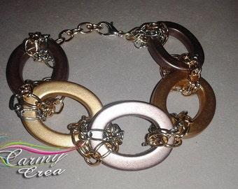 Bi Color bracelet