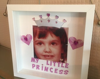 My Little Princess Photo Frame