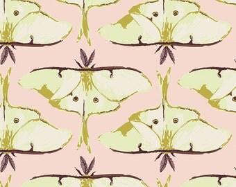 Forest Floor Fabric, Luna Rising Fabric, Art Gallery Fabric, Fat Quarter Metre Fabric, Quilting Fabric