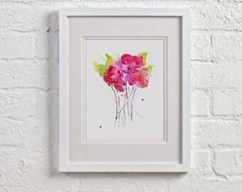 Wild Poppy Bouquet
