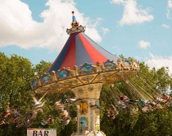Colourful Carrusel London UK