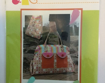 Sleep Over (Overnight Bag) - Melly & Me Pattern