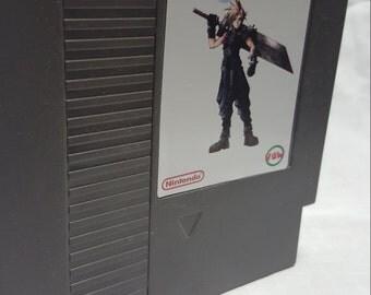 Final Fantasy VII - Nintendo/Nes/English/Retro