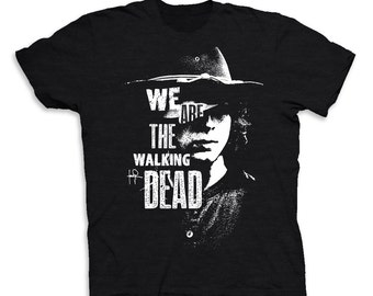 We Are the Walking Dead Carl Grimes Graphic T-shirt- Shirt-Tee-Graphic-TWD