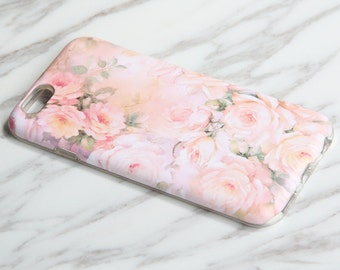 Retro Flowers Pattern For Mum Mom iPhone 6S Case iPhone 6 Case iPhone 6 Plus Case iPhone 6s Plus Case iPhone 5S Case SE iPhone 5C Case KB937