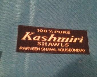 100% Kashmiri Shawl impoted from India