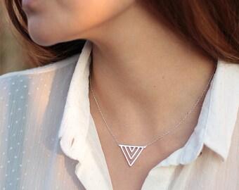 VAPOUR 925 Silver necklace