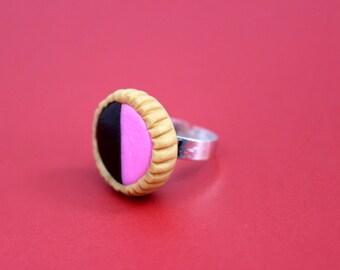 Neenish Tart Ring