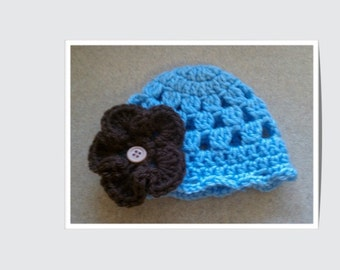 Croched Baby Hat