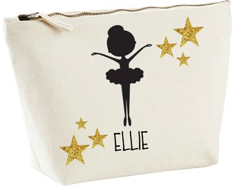 """Shop """"personalized dance bags"""" in Cosmetic & Toiletry Storage"""