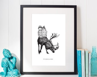 Mi Casa Su Casa, Deer!