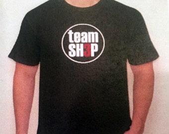 team SH3P t-shirt