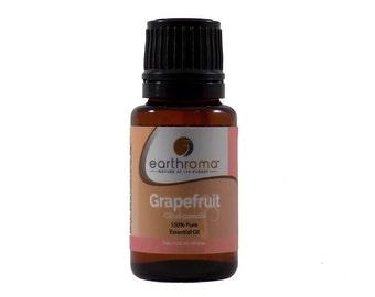 Grapefruit Essential Oil | 5 mL | 15 mL | 30 mL | 100% Pure Therapeutic Grade
