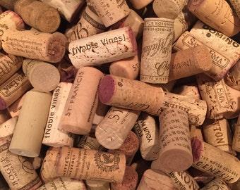 103 Assorted Used Wine Corks