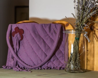Quilted cotton bags-fall winter collection